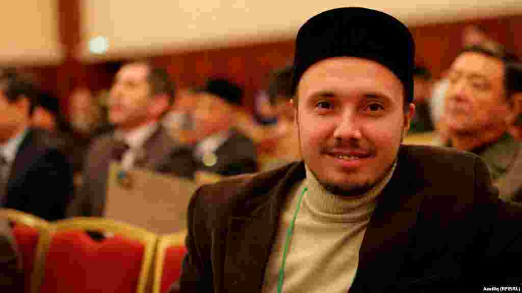 Сәясәтче Руслан Айсин
