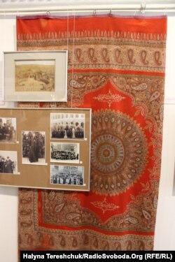 Речі з експозиції виставки, присвяченої митрополитові Андреєві Шептицькому