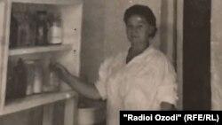 Леокадия Ковтун более 30 лет проработала в Таджикском поисковом управлении. Фото из семейного архива