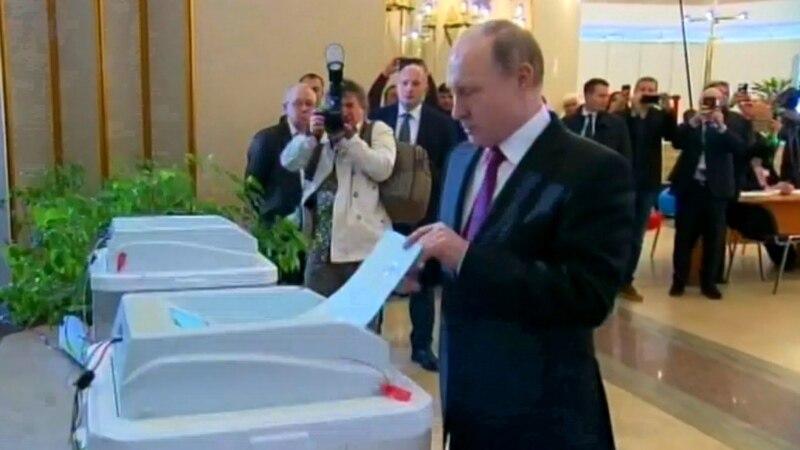 Պուտինը հաղթում է Ռուսաստանի նախագահական ընտրություններում․ ԿԸՀ