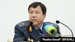 Рамазон Раҳимов, вазири тозатаъйини умури дохилӣ