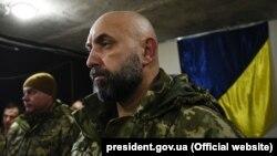 Сергей Кривонос, в 2014 году начальник штаба ВДВ Украины