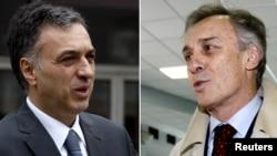 Filip Vujanovic i Miodrag Lekic