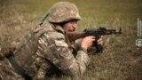 Сарбози арман дар размоишҳо дар вилояти Вайот Дзор, 16 апрели соли 2020.