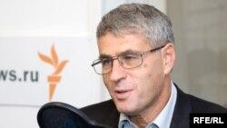 """Леонид Гозман, сопредседатель партии """"Правое дело""""."""