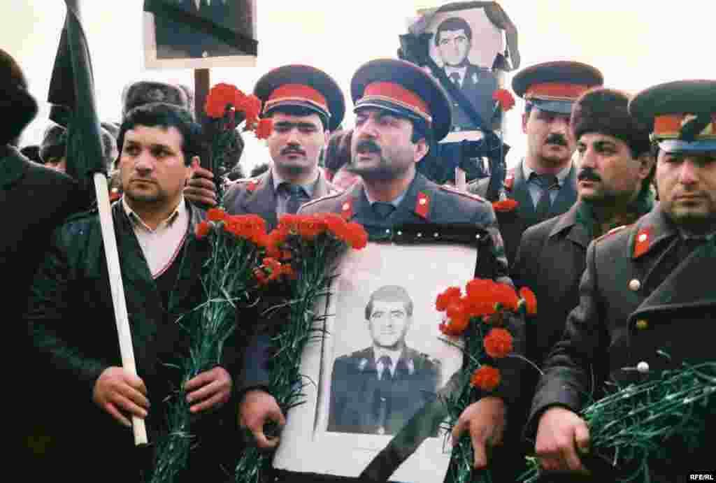 Черный январь в Баку #4