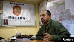 Глава Службы безопасности Донецкой народной республики Александр Ходаковский