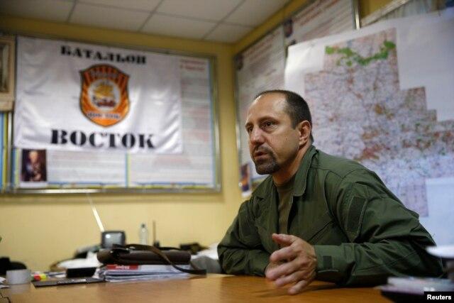"""Александр Ходаковский в интервью подтвердил, что у сепаратистов есть система """"Бук"""""""