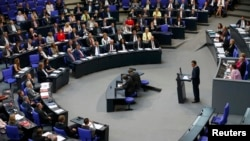 German parlamenti, 2-nji iýun, 2016.