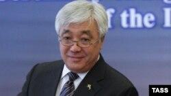 Ерлан Ыдырысов, Қазақстан сыртқы істер министрі.