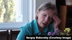 """Нина Антонова, кадр из фильма """"Главная роль"""""""