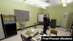 اتاقی در دانشگاه کالیفرنیا که اولین پیام اینترنتی از آن ارسال شد.