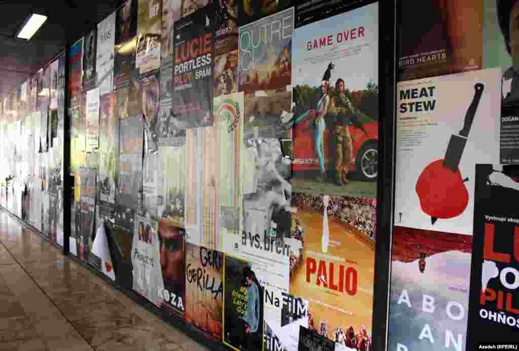پوسترهای فیلم های جشنواره