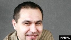 Rim Gilfanov, Director of RFE's Tatar-Bashkir Service.