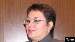 Deputat Elmira Axundova
