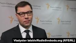 Политический директор Министерства иностранных дел УкраиныАлексей Макеев