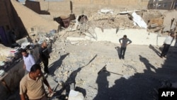 The bomb attack occurred in town of Musayab, south of Baghdad. (file photo)