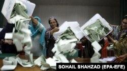 Пакистанда 25-июлда парламенттик шайлоо өттү.