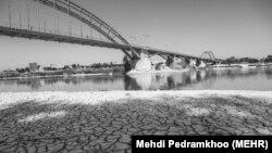 Іранська провінція Хузестан, де через нестачу питної води протестували