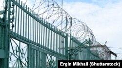 Тюрьма. Иллюстрационное фото