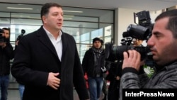 Tbilisi Mayor Gigi Ugulava rejected the court's decision as politically motivated.