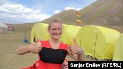 Кыргызстанга келген чет элдик туристтер тоо туризмине кызыгышат