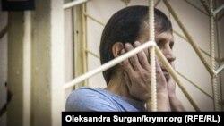 Владимир Балух в суде, Раздольное, Крым, 2 июля 2018 года