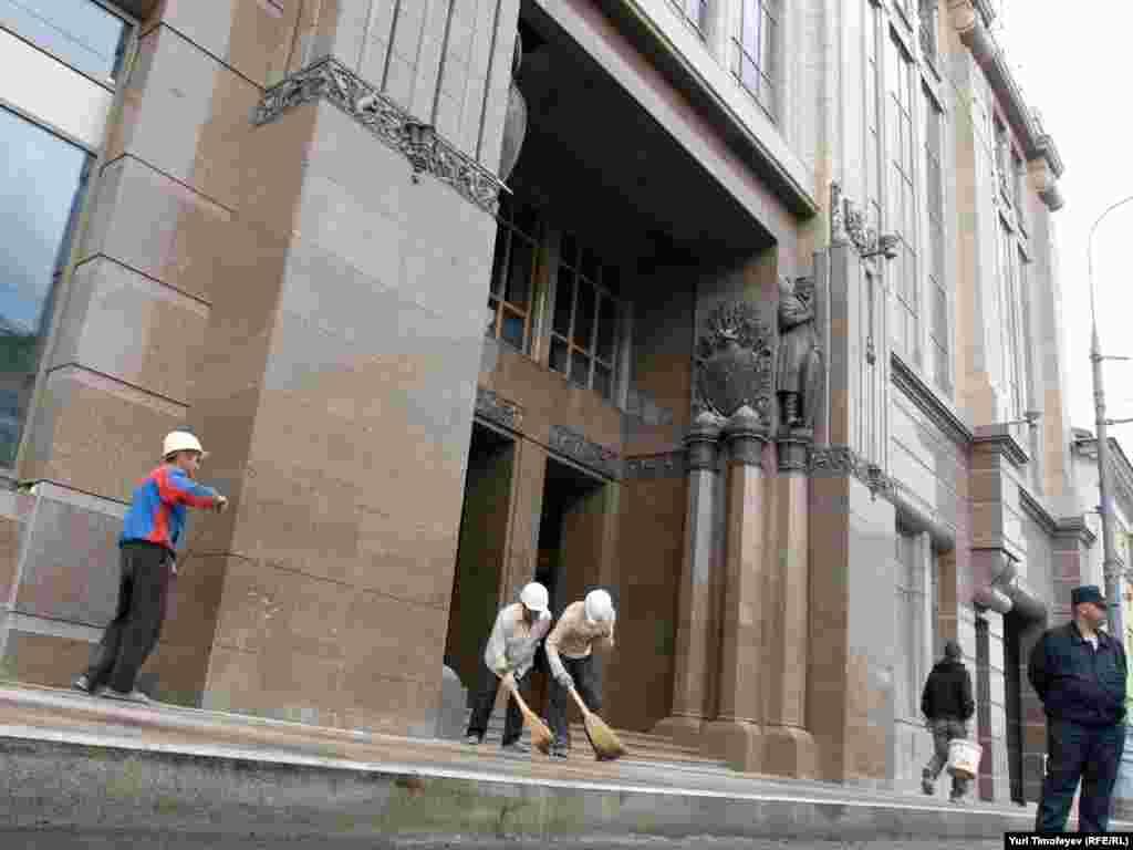 Военторг после реконструкции