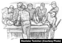 Рисунок Станислава Таничева