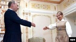 پوتین و تیموشنکو درباره کلیات یک توافق برای از سرگیری انتقال گاز با یکدیگر به توافق رسیدند