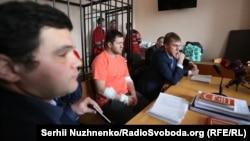 Роман Насіров у залі суду, 6 березня