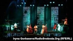 Виступ Dakh Daughters на цьогорічному ГогольFest у Маріуполі
