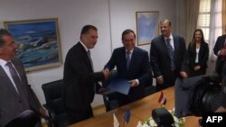 Israel has signed a natural gas export contract with Egypt. FILE PHOTO