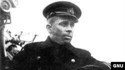 Капитан третьего ранга Александр Маринеско