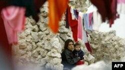 ۱۹۰ پناهنده کرد ايرانی در حال حاضر در اردوگاهی بين عراق و اردن، در وسط بيابان زندگی می کنند.