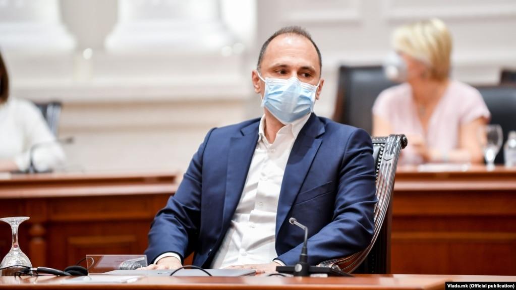 Филипче: Состојбата со COVID-19 во болниците е сериозна