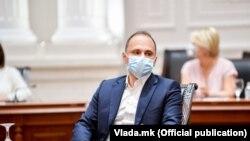 Ministri i Shëndetësisë i Maqedonisë së Veriut, Venko Filipçe.