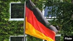 Илустрација - Германско знаме.