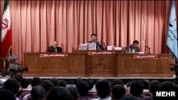 دادگاه موسوم به «کودتای مخملی»