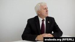 Рыгор Кастусёў.