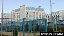 Здание детского сада «Лучик»