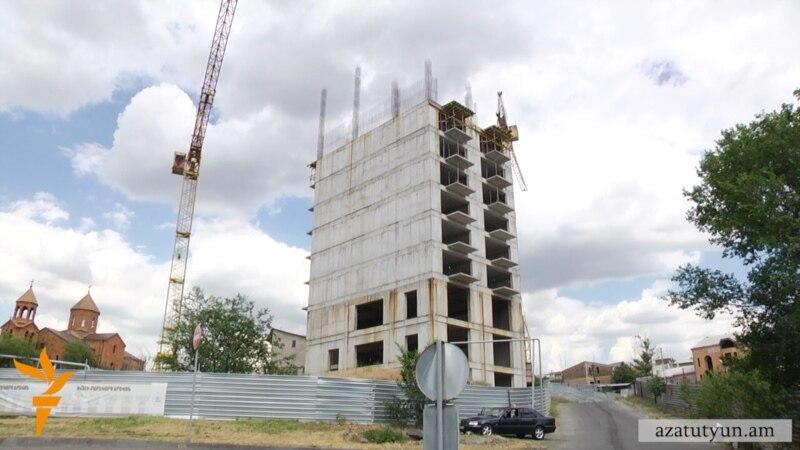 Քննարկվել է Երևանում կատարվող շինարարության ընթացքում առաջացող հիմնահողերի, թափոնների տեղաբաշխելու հարցը