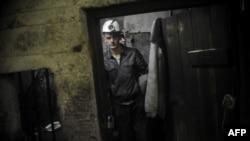 Rudar rudnika Trepča, ilustrativna fotografija