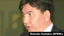 Министр образования и науки Казахстана Аслан Саринжипов.