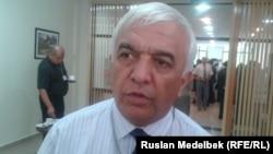 Назир Ибрагимов, экономист, профессор (Өзбекстан). Алматы, 18 шілде 2013 жыл
