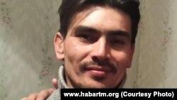 Türkmen aktiwisti Gaspar Matalaýew
