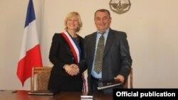 Фотография - пресс-служба МИД Нагорного Карабаха