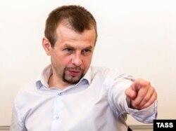 Евгений Урлашов во время оглашения приговора в Кировском районном суде Ярославля, август 2016 года