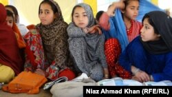 Pakistan -- Pashtunkhwa: Swat blazed school students problem, November 22, 2013.