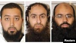 له چپ طرفه عاشق علي، عرفان خالد او عرفان نصیر. دوی ته د بند سزا ګانې اورول شوې دي.